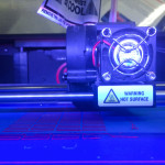 Printing the first tuber foundation proto-type